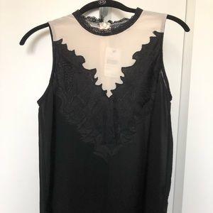 Sleeveless blouse from Nordstrom
